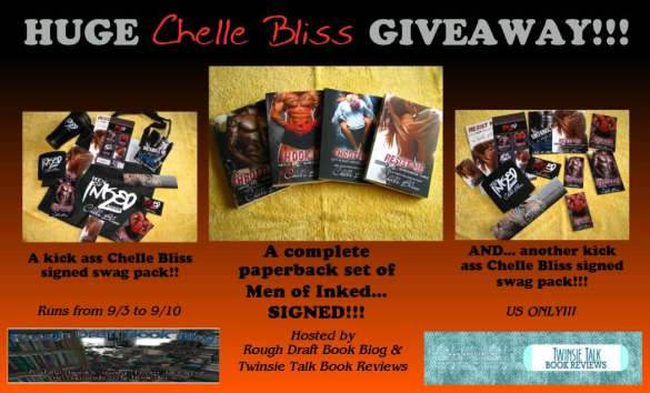 Chelle giveaway