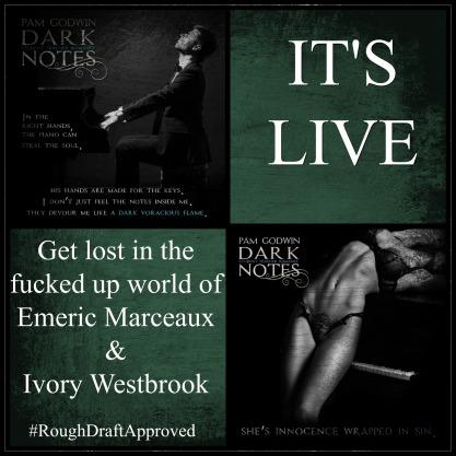 DARK NOTES LIVE