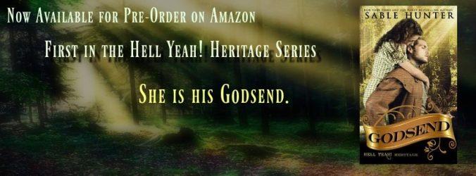 Godsend preorder banner